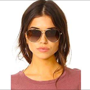 KATE SPADE || Avaline Aviator Sunglasses